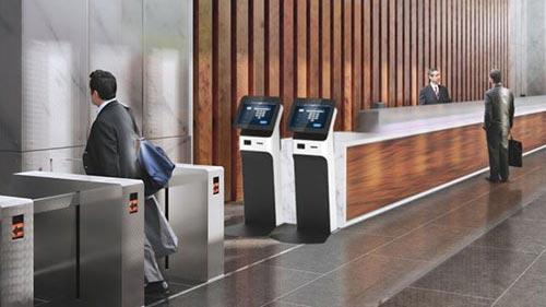 I-Man Access Control System (I-MACS)