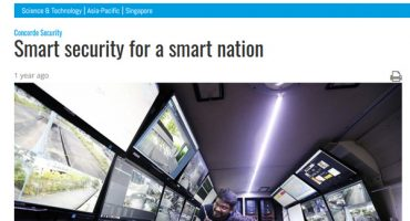 The Worldfolio Concorde Security Smart Security for a Smart Nation